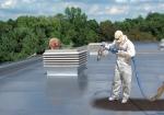 Polyurea Waterproofing Application
