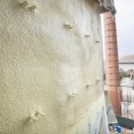 """Closed Cell Foam's monolithic system provides the best Air Barrier system"""
